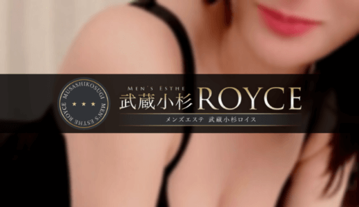 武蔵小杉『ROYCE(ロイス)』青山れい -守ってあげたくなるような清純派美女とのひととき-